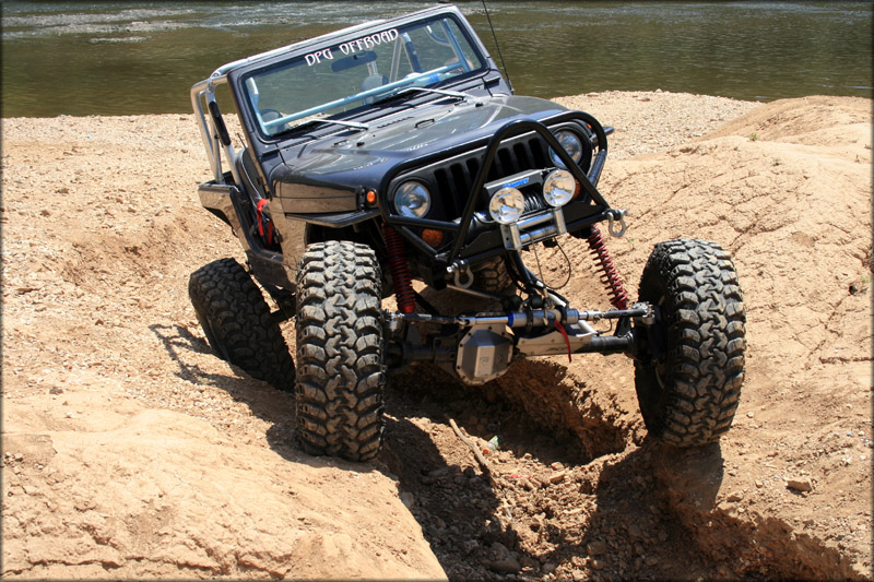 Kingpin dana 60 is our only choice jeep wrangler forum