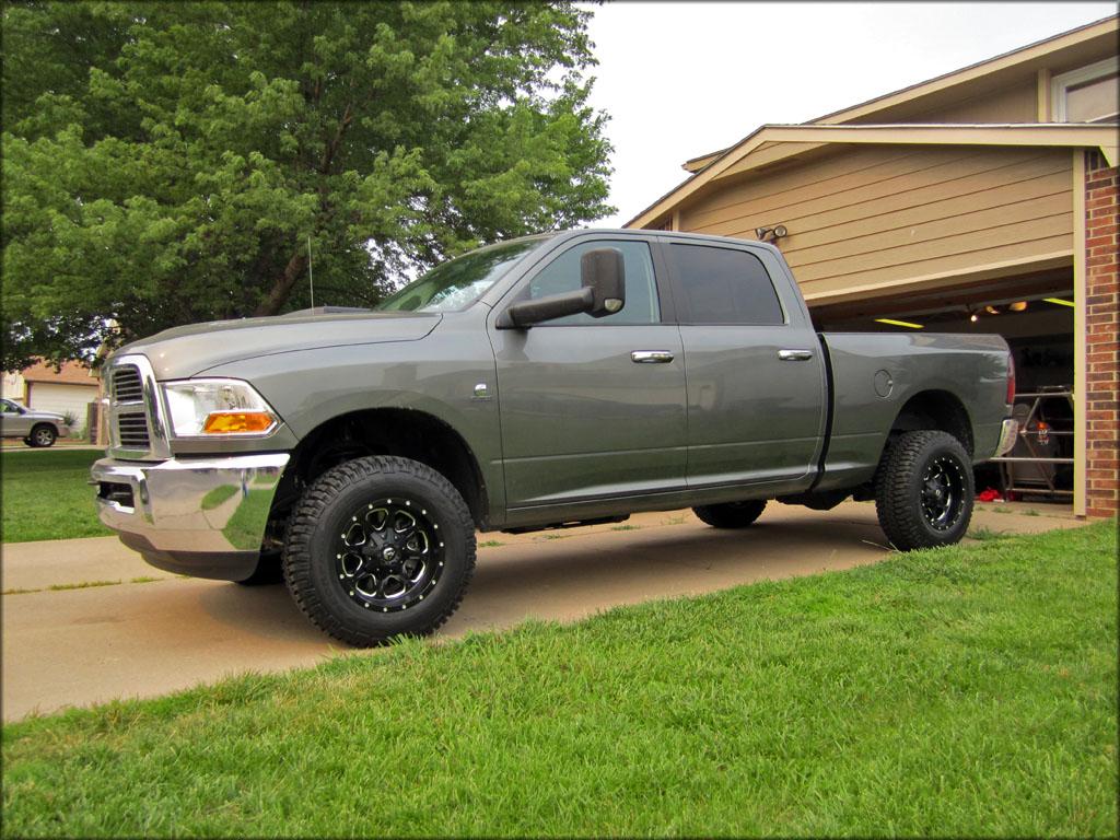 boost wheels. Stuff in stock sized meats. - Dodge Cummins Diesel Forum