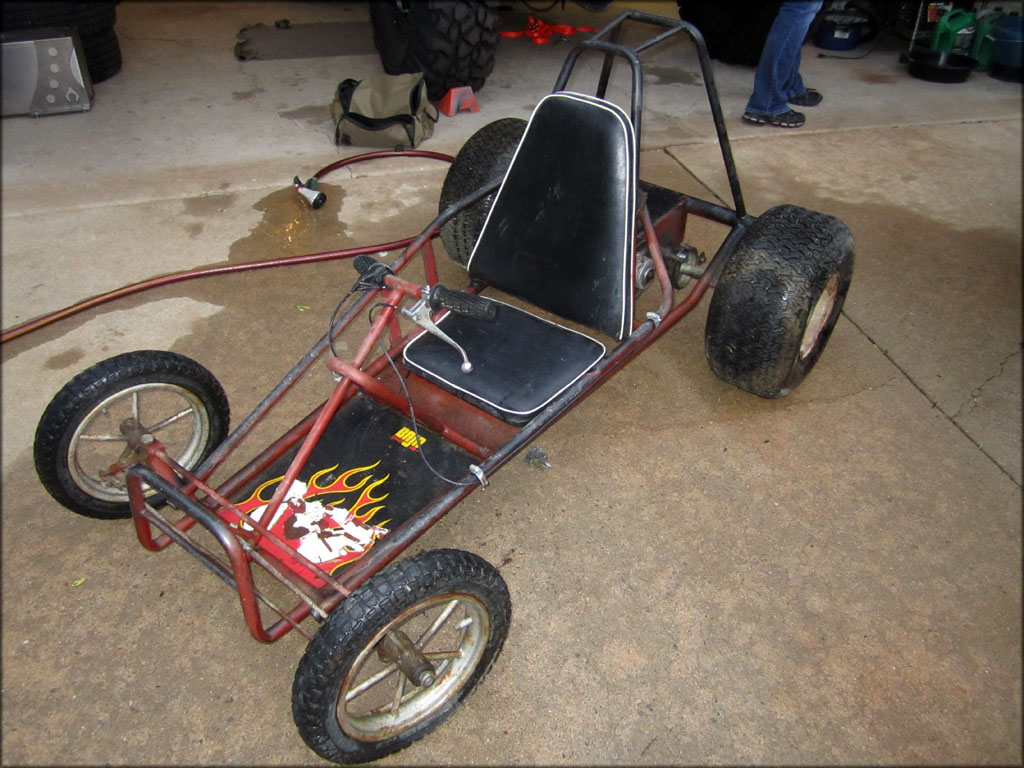 Where to go for Go Kart parts? - Pirate4x4.Com : 4x4 and Off-Road ...