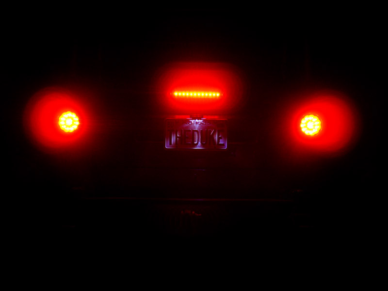 Led Tail Light Question