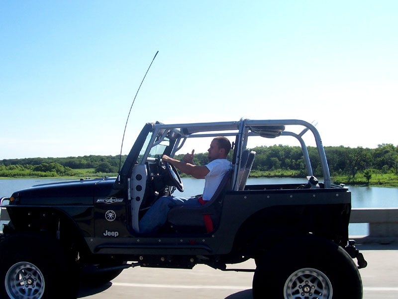 Driving Without Doors Safe Jeep Wrangler Forum