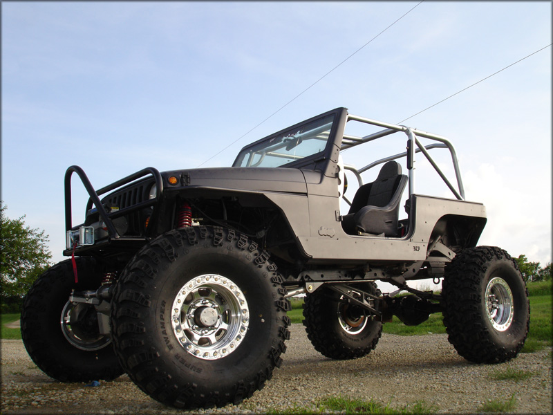 Pics Of Leaf Springs And Stretch In Rear Jeepforum Com