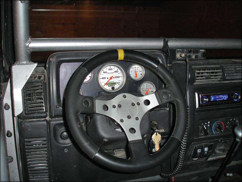 Steering Wheel Shaking >> TJ aftermarket steering wheel - Page 2 - Pirate4x4.Com ...