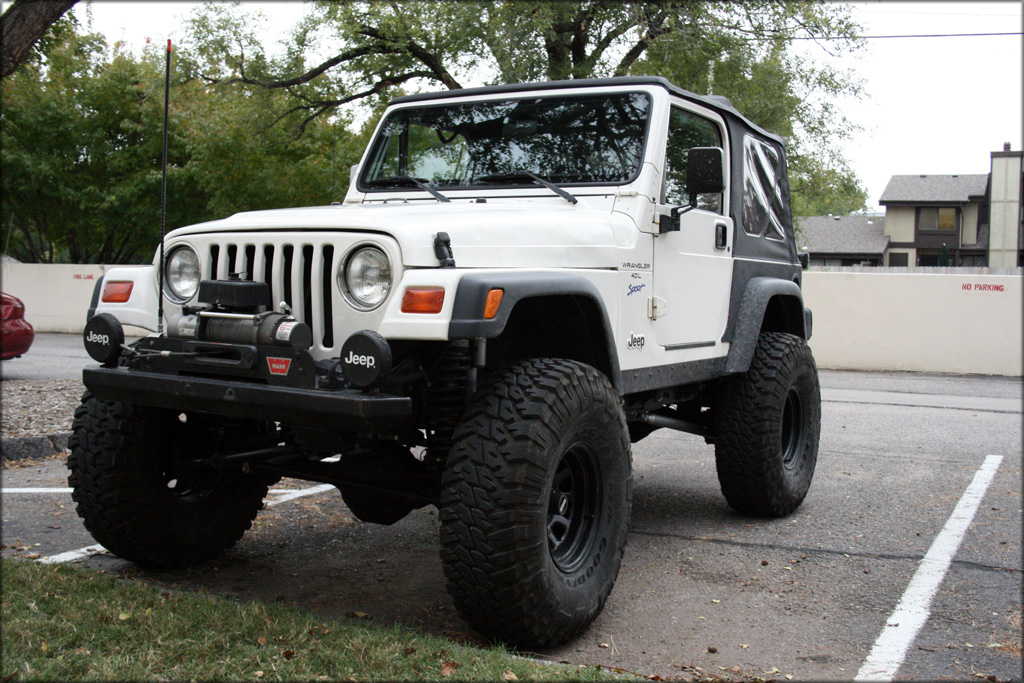 Towing Jeep Wrangler Forum