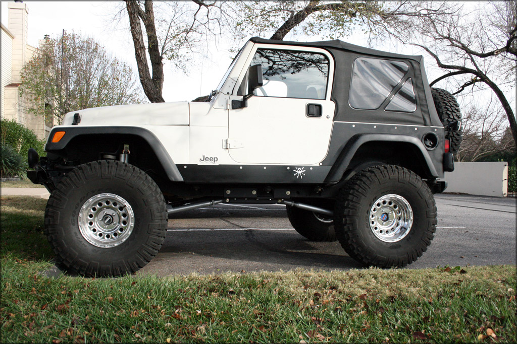 Tj rock slider picture request page 2 jeep wrangler forum