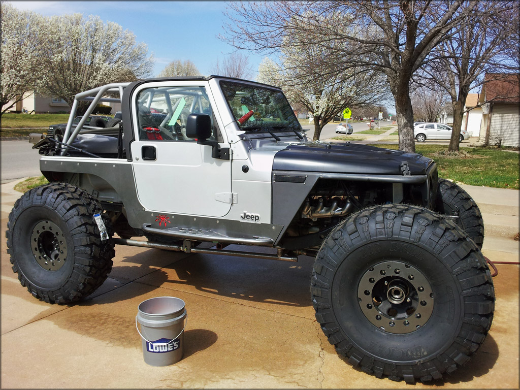 Roostercon bolt on thread - Jeep Wrangler Forum