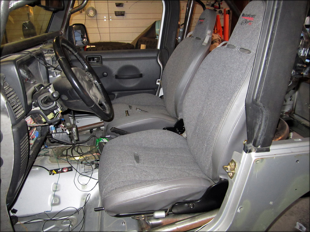 After Market Seats Jeep Wrangler Forum
