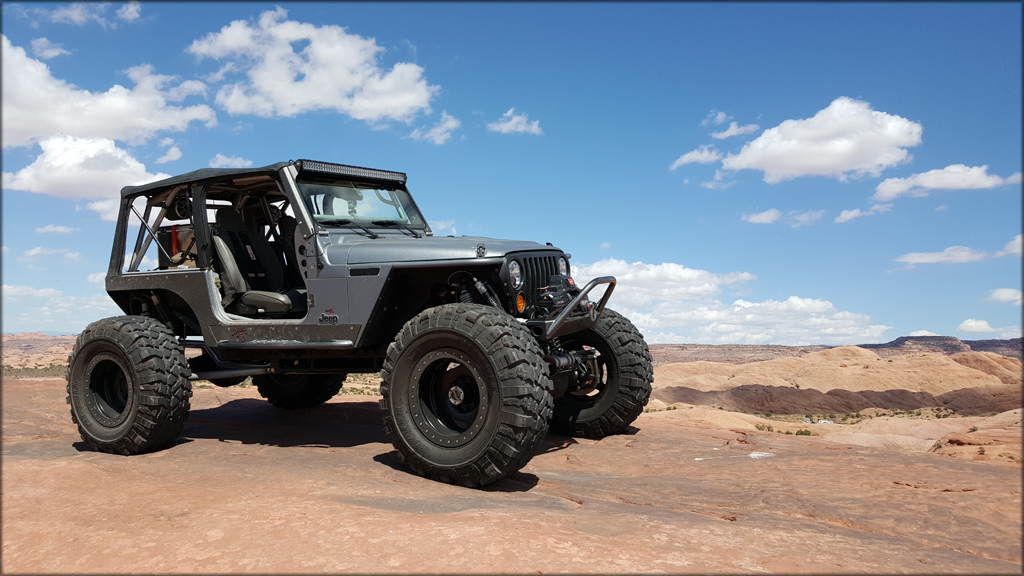 Fs 2006 Jeep Rubicon Rock Crawler Corvetteforum