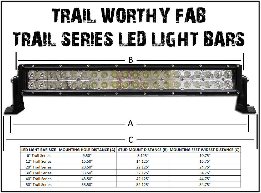 TWF LED Light Bars - Page 17 - Pirate4x4 Com : 4x4 and Off